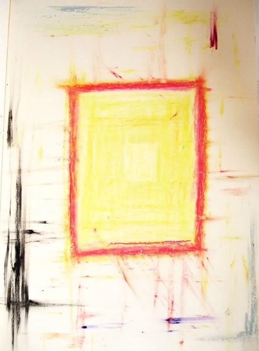 Preliminary Sketch - Original artwork by Maria-Xosé Phillips