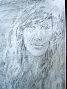 Spirit Portrait 'Joanne'