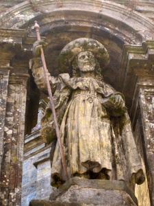 Statue of Santiago