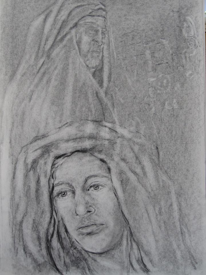 'Maru' - Spirit Portrait