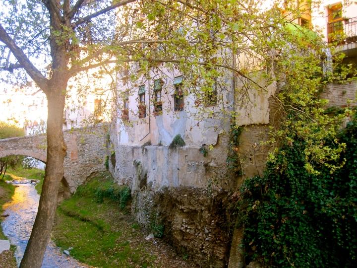 Granada, river
