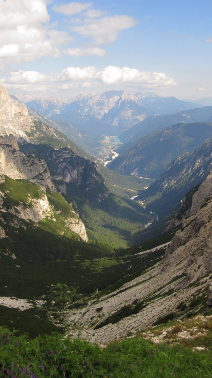 The Dolomites/Italian Alps