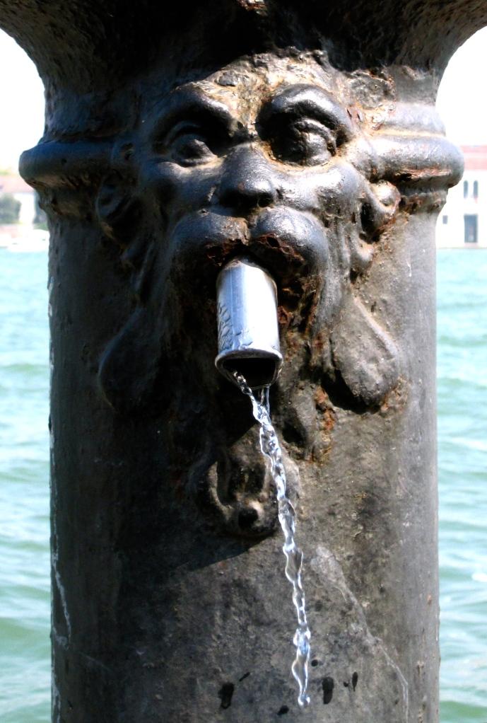 Water Fountain, Giudecca, Venice