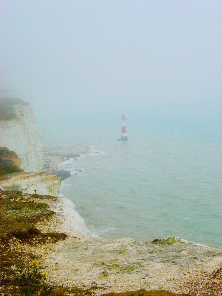 Lighthouse at Seven Sisters