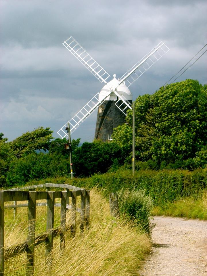 Windmill at Pycombe