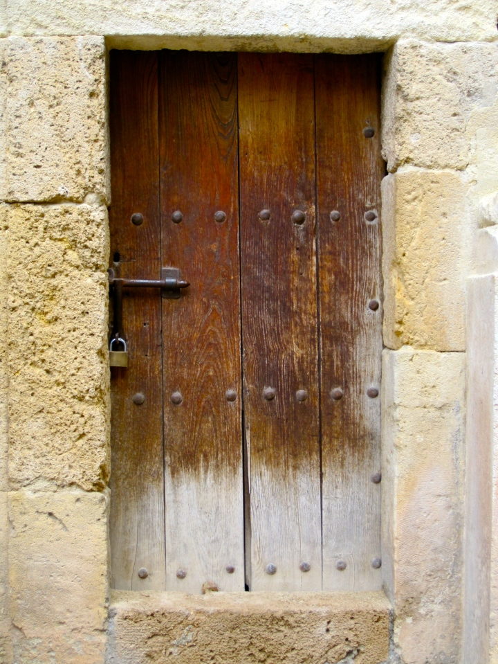 Door, Alhambra Palace