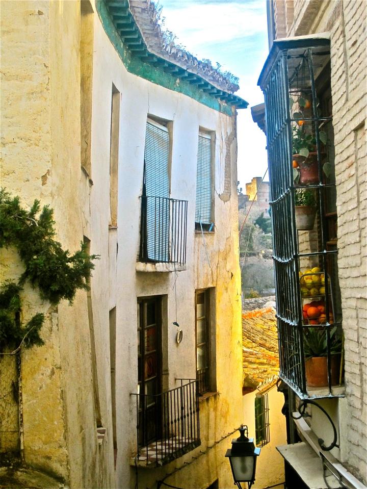 Albaicin, Granada, Spain