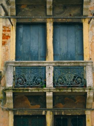 Doors, Santa Lucia, Venice, Italy