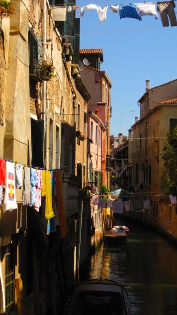 Cannaregio di Sestiere, Venice, Italy