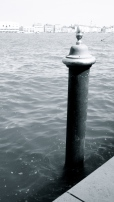 Noble mooring post, La Giudecca, Venice