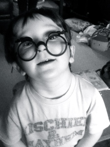 Raef in disguise