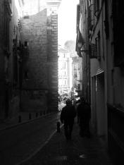 Street in Granada