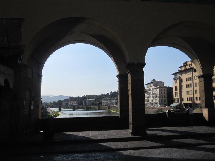 Il Ponte Vechio, Firenze, Italia