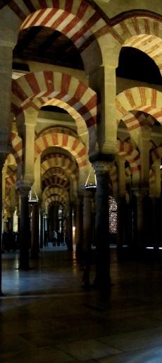La Mezquita, Cordoba, Spain