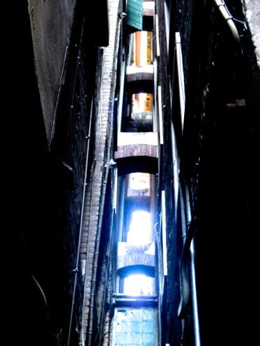Alley way, Venice