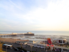 Worthing Pier and Beach