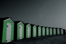 Green Beach Huts