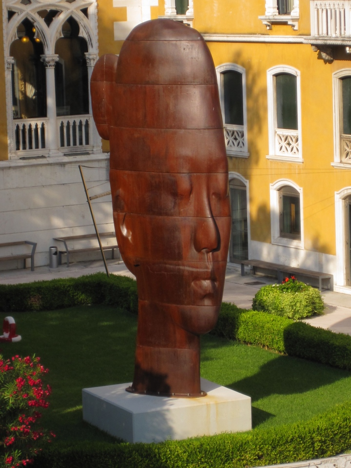 Sculpture, Venice