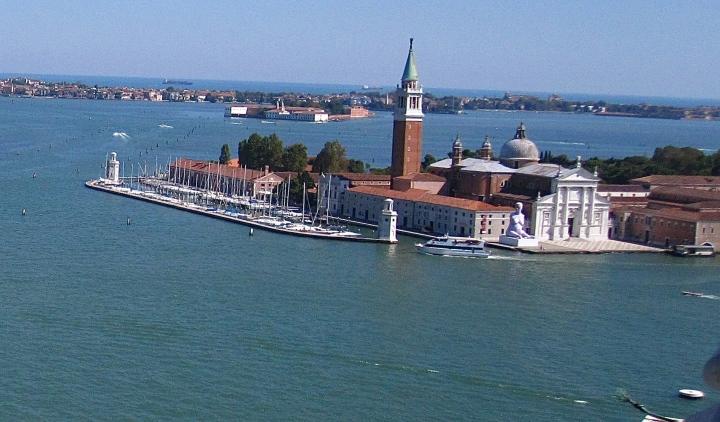 View of San Georgio, Venice
